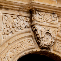 The Alamo, Detail, San Antonio, Texas